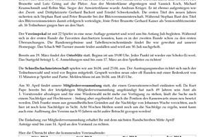 Rundschreiben 01/2013