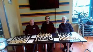 Oldies but Goldies. Gerhard, Hartmut und Kurt setzen sich in Szene.